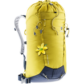 Deuter Guide Lite 22 SL Sac à dos Femme, greencurry-navy